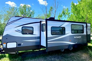 32ft Springdale Double Bunks